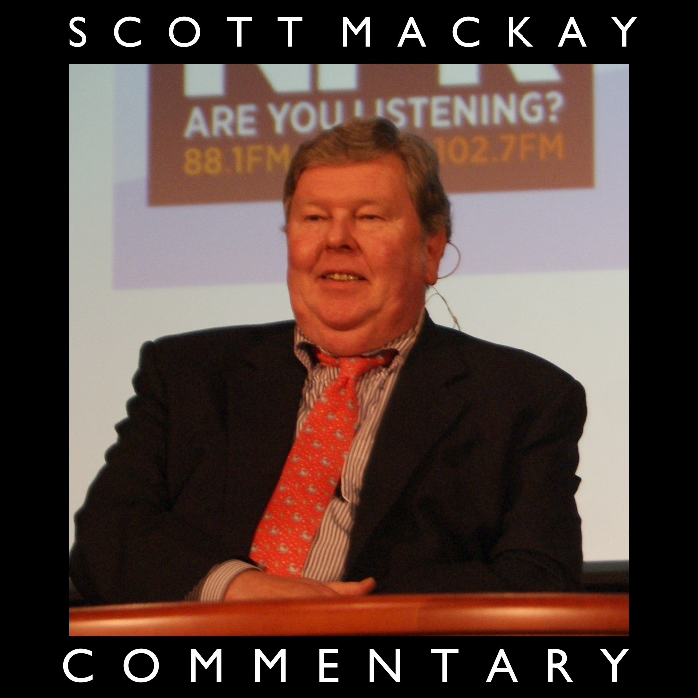 Scott MacKay's Commentary